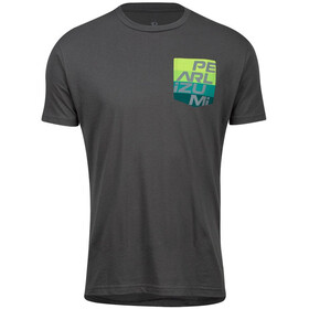 PEARL iZUMi Pocket T-shirt Heren, heavy metal aspect